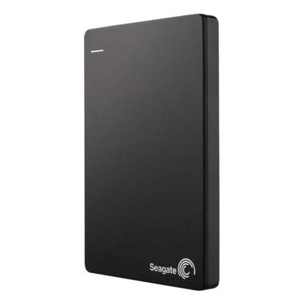 STDR2000100 Seagate Backup Plus Slim 2TB USB 3.0 2.5-inch External Hard Drive (Black)