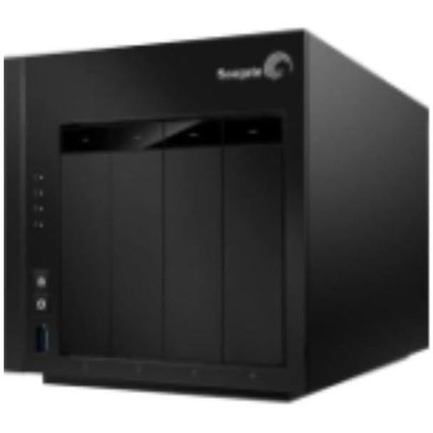STCU8000100 Seagate NAS 4-bay 8TB (4 x 2TB) NAS Server (Refurbished)