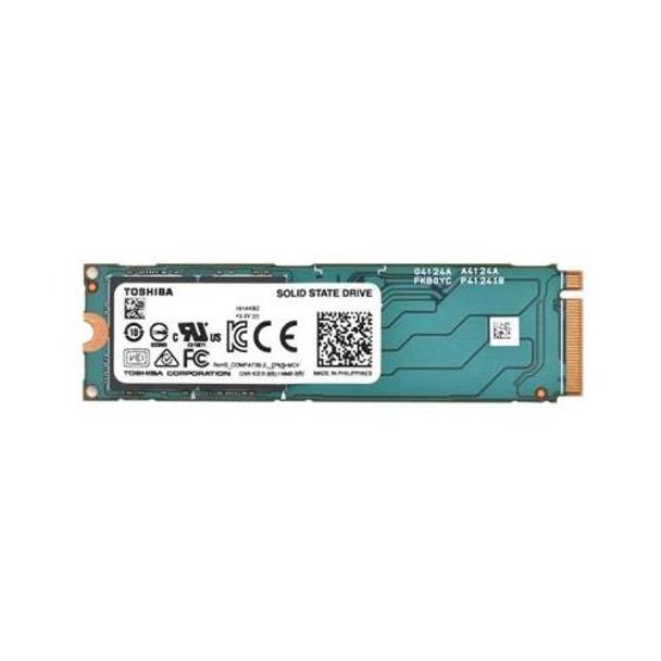 THNSN5256GPUK Toshiba XG4 Series 256GB TLC PCI Express 3 0 x4 NVMe M 2 2280  Internal Solid State Drive (SSD)