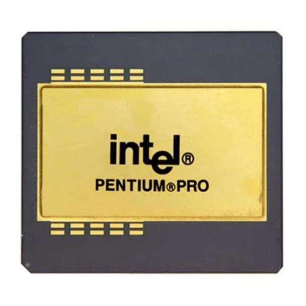 5063-8756 HP Pentium Pro 1 Core 200MHz Socket 8 256 KB L2 Processor