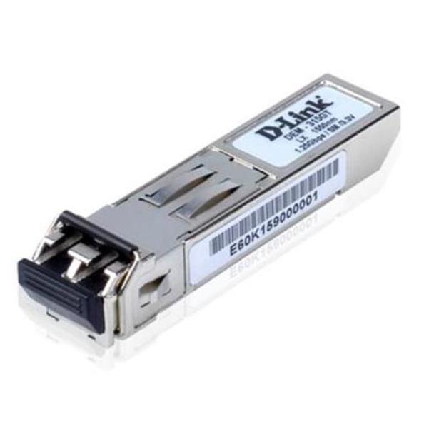 DEM-315GT D-Link 1Gbps 1000Base-ZX Single-mode Fiber 80km 1550nm Duplex LC Connector SFP Transceiver Module