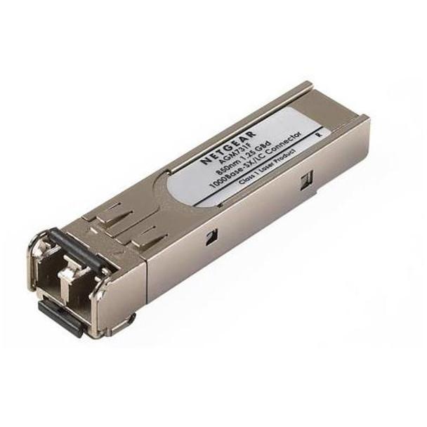 AGM731F NetGear 1Gbps 1000Base-SX SFP 850nm 550m Transceiver Module
