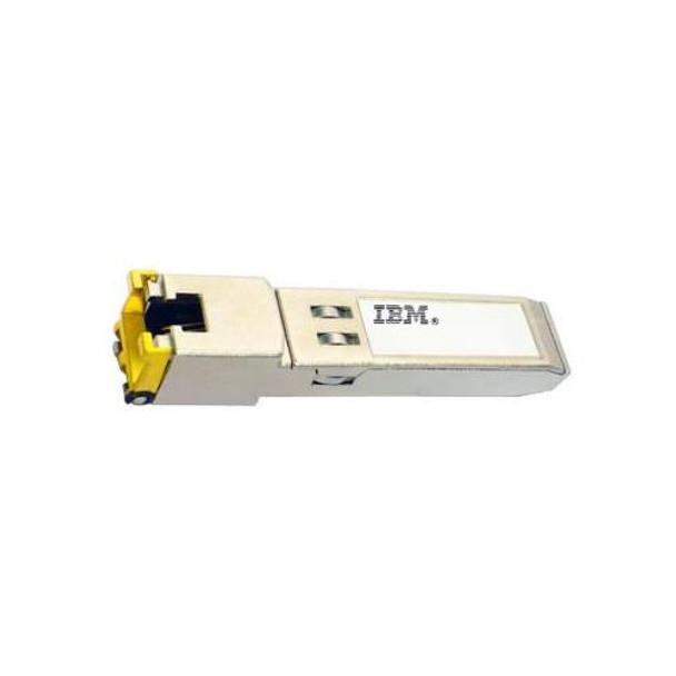00AY240 IBM 1Gbps 10/100/1000Base-T 100m RJ-45 Connector SFP Transceiver Module