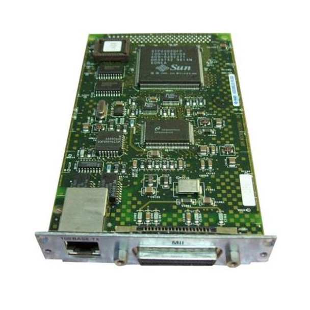 X1059A Sun S-BUS 100BaseT Fast Ethernet 2.0/2.1 Card