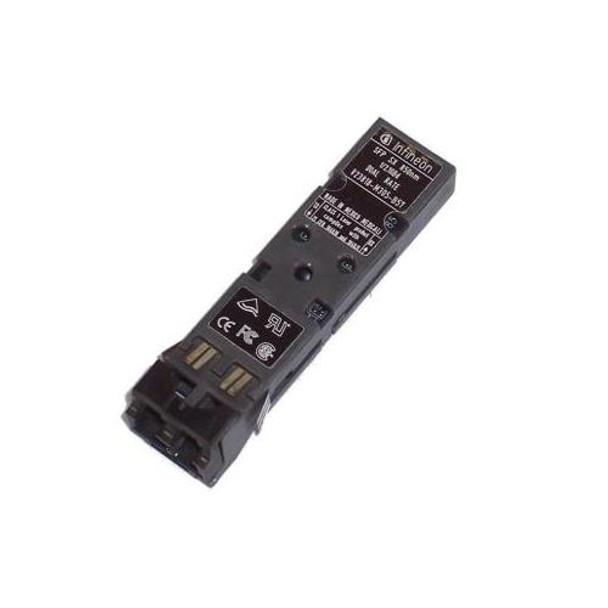 V23818-M305-B57 Infineon 2Gbps Multi-mode Fibre 850nm LC Connector SFP Transceiver