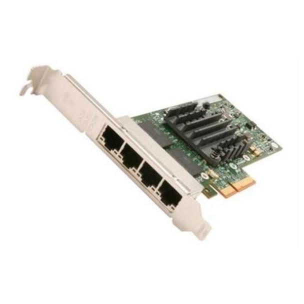 00AG522 IBM Intel I350-T4 Quad-Ports GbE BaseT Network Adapter