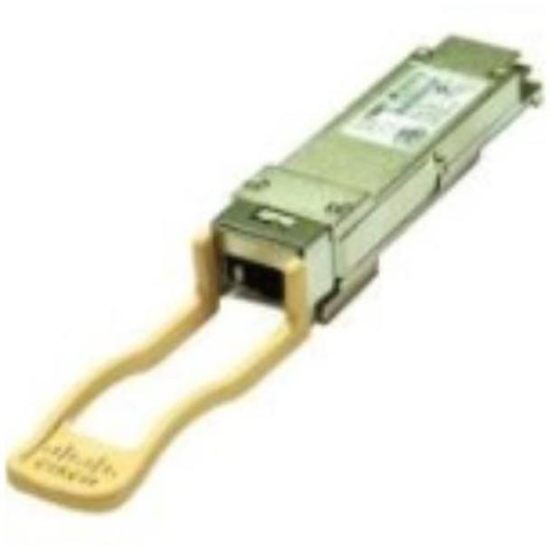 QSFP-40G-BD-RX= Cisco 40Gbps 40GBase-SR-BiDi Multi-mode Fiber 150m LC Connector QSFP+ Transceiver Module (Refurbished)