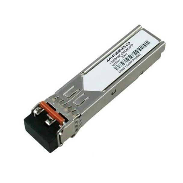 AA1419040-E5 Nortel 1Gbps 1000Base-CWDM SFP 1610nm 70km Transceiver Module (Refurbished)