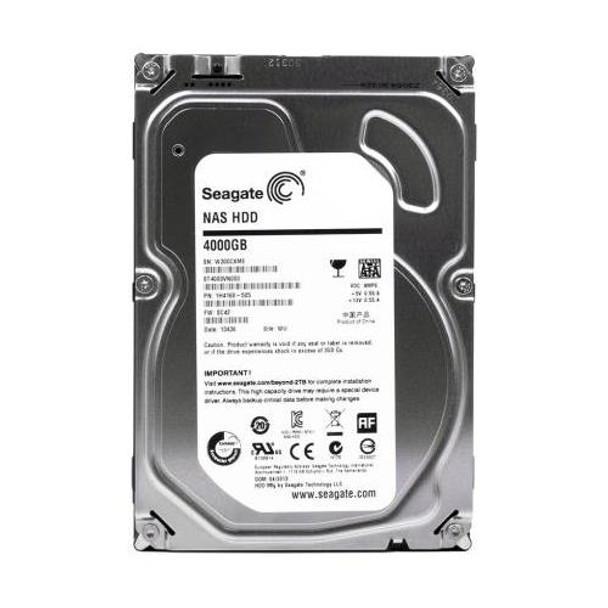 1H4168-505 Seagate 4TB 5900RPM SATA 6.0 Gbps 3.5 64MB Cache NAS Hard