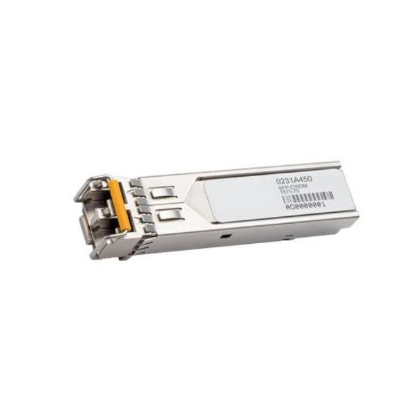 0231A450 3Com 1Gbps 1000Base-LH70 Single-Mode Fiber 70km 1570nm LC Connector SFP Transceiver Module