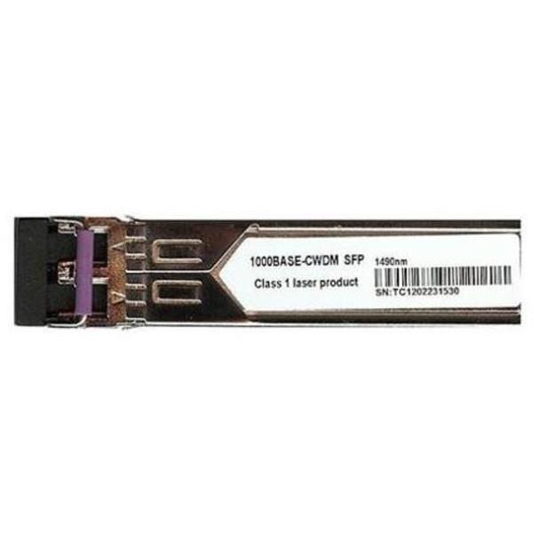 AA1419034-E5 Nortel 1Gbps 1000Base-CWDM SFP 1490nm 70km Transceiver Module (Refurbished)