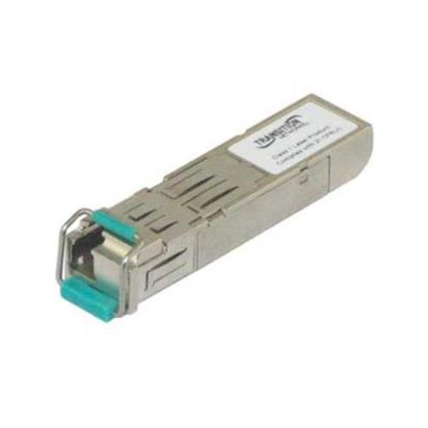 TN-CWDM-SFP-1610 Transition 1Gbps 1000Base-LX/ZX CWDM Fibre Channel Single-mode Fiber 80km 1610nm LC Connector SFP (mini-GBIC) Transceiver Module