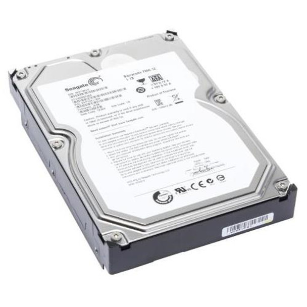 9YP154-304 Seagate 1TB 7200RPM SATA 6.0 Gbps 3.5 32MB Cache Barracuda Hard Drive