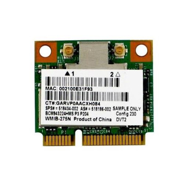 802.11a/b/g Wireless LAN miniPCI Card Driver for Windows