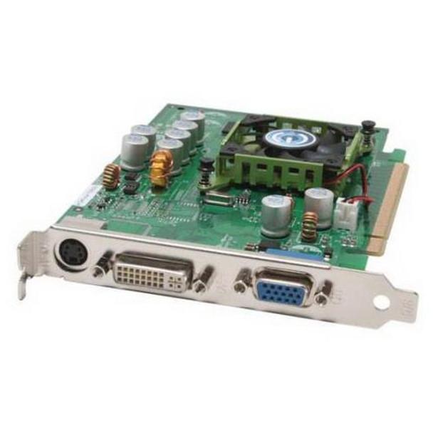 256-P2-N436-LX EVGA GeForce 7300 GS 256MB DDR2 256-Bit PCI Express x16 DVI-I/ S-Video/ VGA Video Graphics Card
