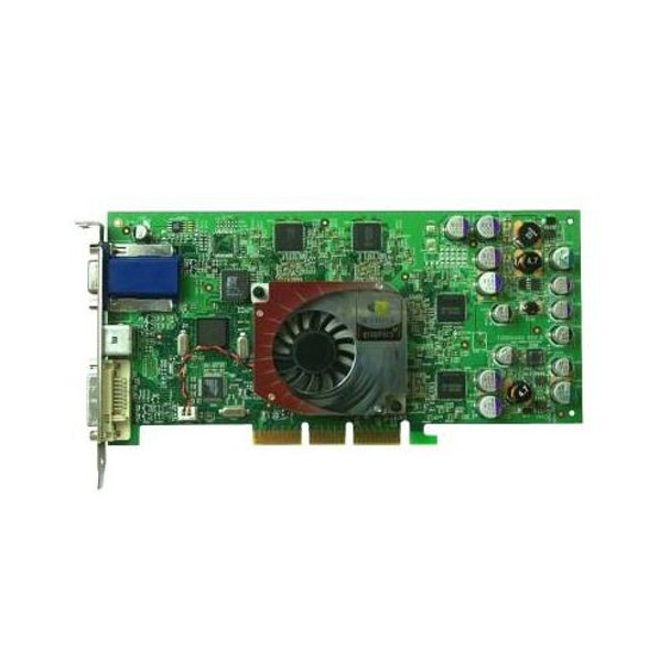 4N458 Dell 128MB nVidia Geforce4 Ti4600 AGP Video Graphics Card