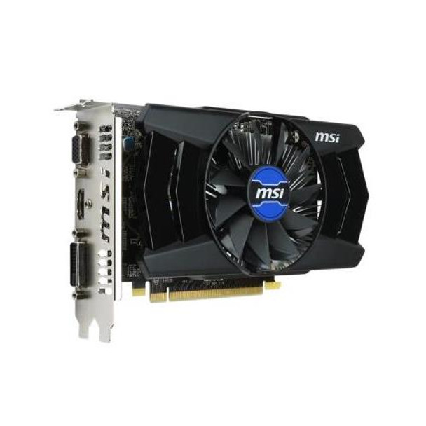 R72502GD3OC MSI Radeon R7 250 OC 2GB DDR3 Vga/ Dvi/ Hdmi PCI Express Video  Graphics Card