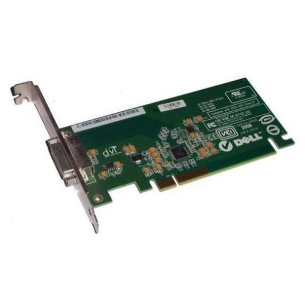 490-BCHO Dell 2GB AMD FirePro W4100 GDDR5 4x DisplayPort PCI-Express Video  Graphics Card