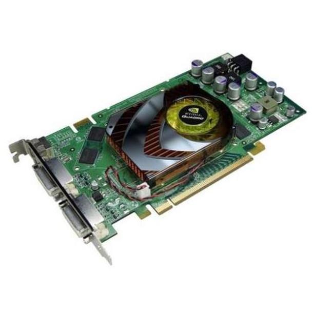 180-10455-0000-A01 Nvidia Quadro FX 3500 256MB PCI Express Dual DVI Video Graphics Card