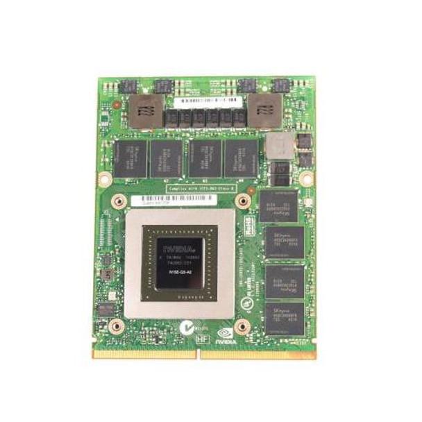 K4100M Nvidia Quadro 4GB GDDR5 256-Bit MXM Mobile Video Graphics Card