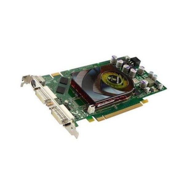 b081e472dd 600-50455-0501-150 Nvidia Quadro FX 1500 256MB 128-bit GDDR3 PCI Express  Video Graphics Card