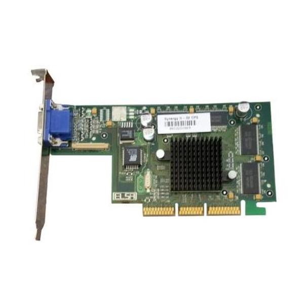 103384-004 HP Riva TNT2 32MB ELSA Synergy II AGP 4x Graphics Conroller
