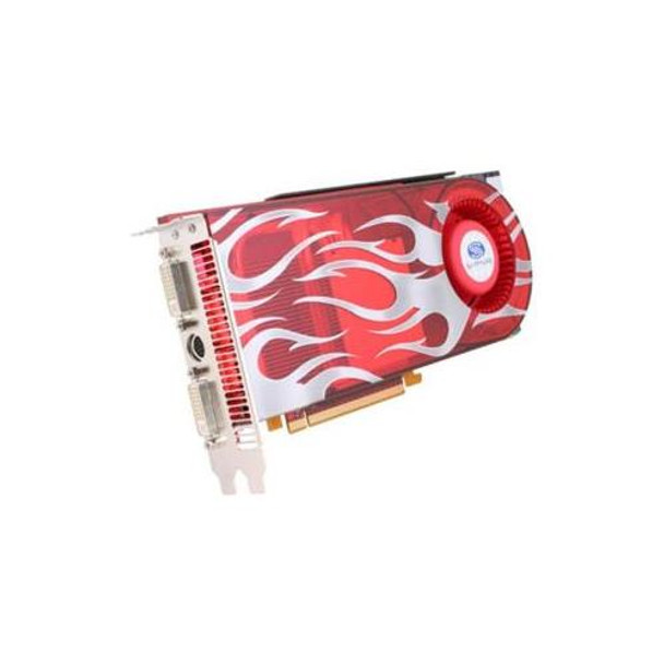 100212SR ATI Sapphire Radeon HD2900 PRO 512MB GDDR3 512-Bit PCI Express x16  HDCP Dual DVI VIVO Video Graphics Card