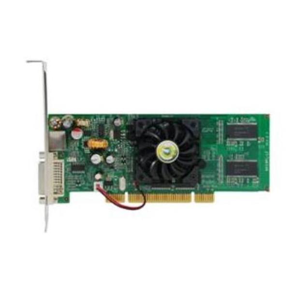 128-P1-N298-LX EVGA GeForce FX 5200 128MB DDR 64-Bit PCI VGA/ S-Video Low Profile Video Graphics Card