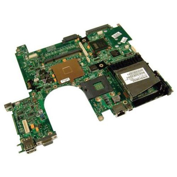 383219-001 HP System Board (MotherBoard) for NX6110 Mobile Intel 910GM  Express Chipset Use with Defeatured Models Notebook PC (Refurbished)