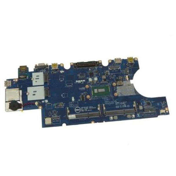 W4CTJ Dell System Board (Motherboard) for Latitude E5550 (Refurbished)