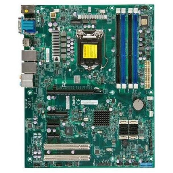 MBD-C7Q67-H-O SuperMicro C7Q67-H Socket LGA1155 Intel Q67 Express Chipset  ATX Motherboard (Refurbished)