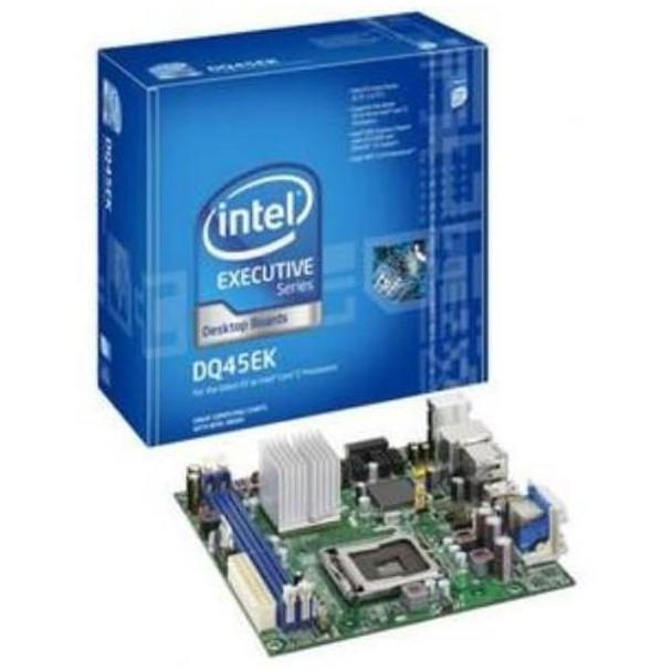 BLKDQ45EK Intel DQ45EK Desktop Mini ITX Q45 Express Chipset Socket T