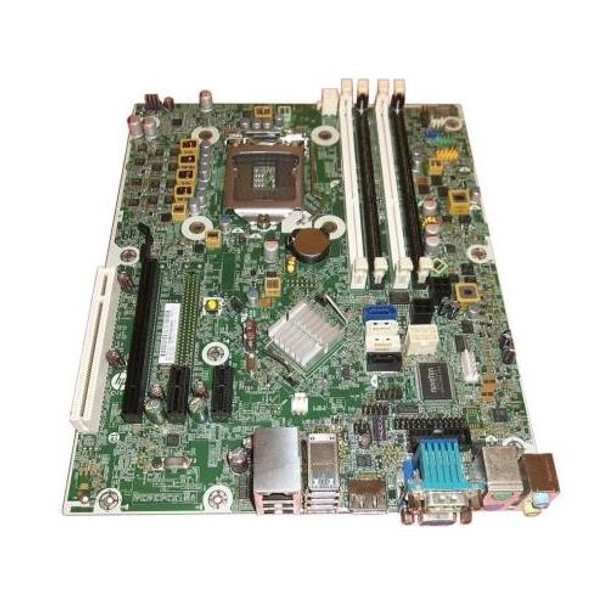 656961-001 HP System Board (Motherboard) for Compaq Pro 6300 Small Form  Factor Business Desktop PC (Refurbished)