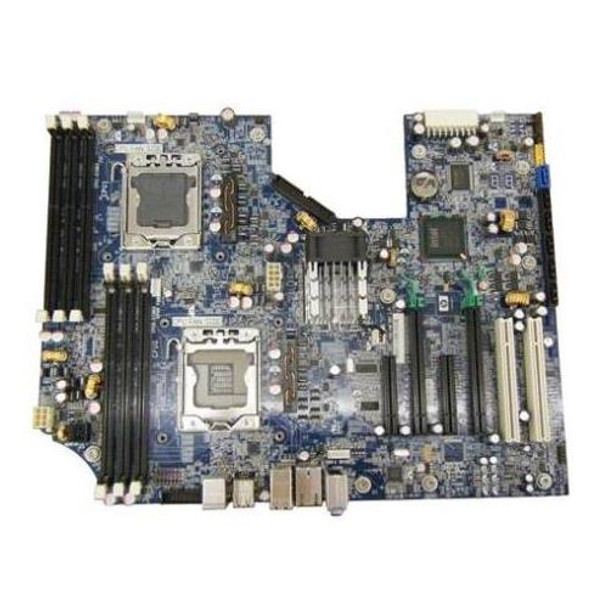 619559-501 HP System Board Dual CPU For Z620 Workstation (Refurbished)