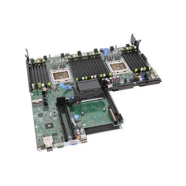 0G7WYD Dell System Board (Motherboard) for PowerEdge R710 V3 (Refurbished)