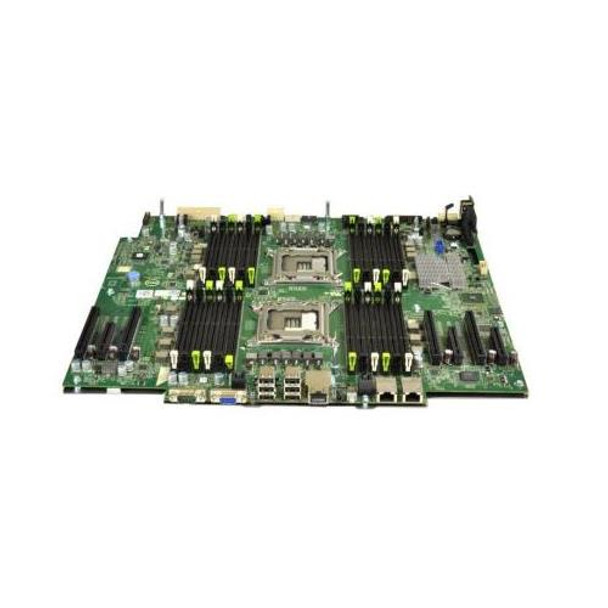7HNGV Dell System Board (Motherboard) for PowerEdge T620 (Refurbished)
