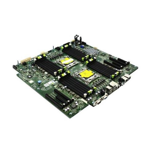 F5XM3 Dell System Board (Motherboard) for PowerEdge T620 (Refurbished)