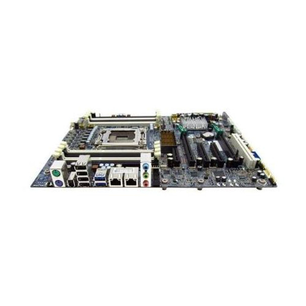 619557-601 HP System Board (Motherboard) for Z420 Series Workstation  (Refurbished)