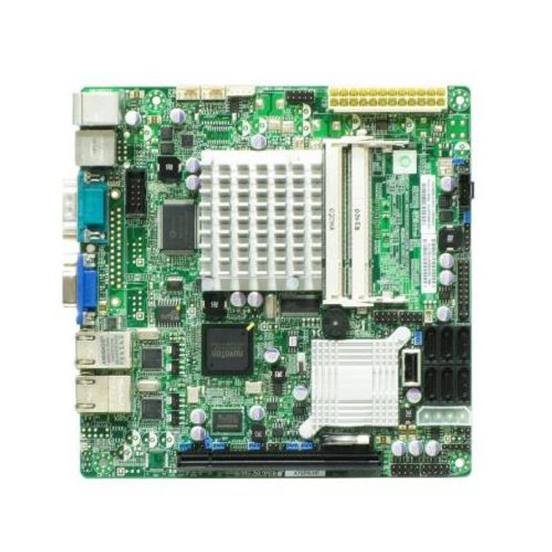 X7SPA-HF SuperMicro Intel ICH9R Chipset Atom D510 Processors Support Dual  Sockets 200 mini ITX Server Motherboard (Refurbished)