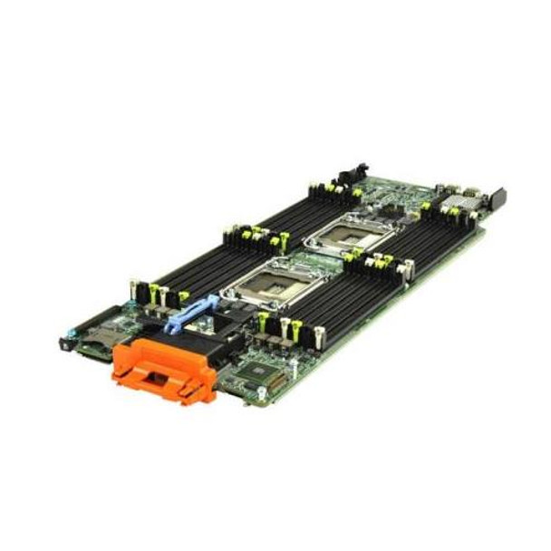 NJVT7 Dell System Board (Motherboard) for PowerEdge M620 (Refurbished)