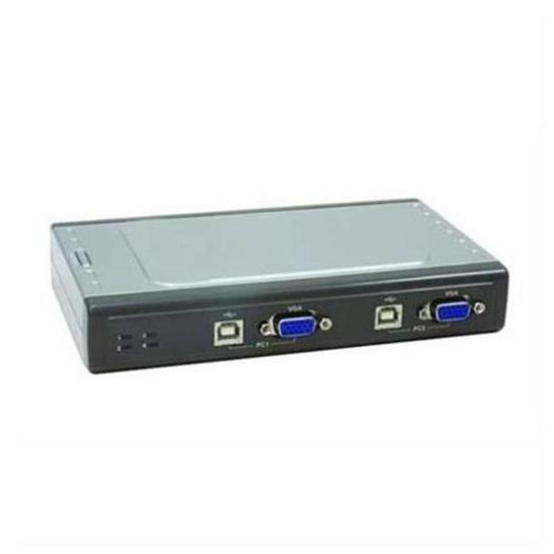 2P460 Dell 8 Port Kvm Expansion Module (Refurbished)