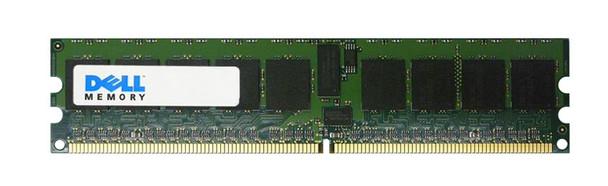 0F6930 Dell 4GB DDR2 Registered ECC PC2-3200 400Mhz 2Rx4 Memory