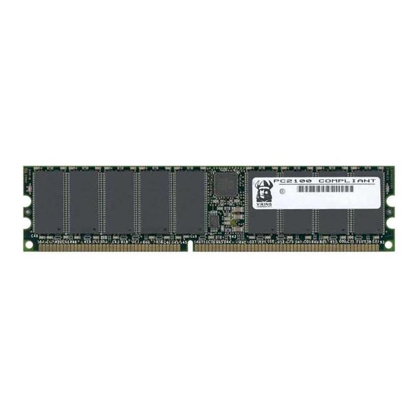 1GBPC2100ER Viking 1GB DDR Registered ECC PC-2100 266Mhz Memory