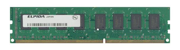 EBJ10UE8BBF0-8C-F Elpida 1GB DDR3 Non ECC PC3-6400 800Mhz Memory