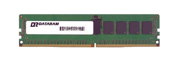 DRHS2666RS/16GB Dataram 16GB DDR4 Registered ECC PC4-21300 2666MHz 1Rx4 Memory