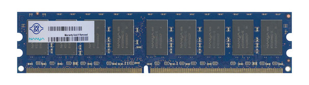NT2GT64U8HB0JY-37B Nanya 2GB DDR2 ECC PC2-4200 533Mhz Memory