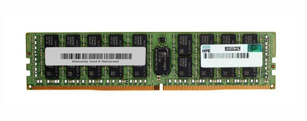 1XD86AA HPE 32GB DDR4 Registered ECC PC4-21300 2666MHz 2Rx4 Memory