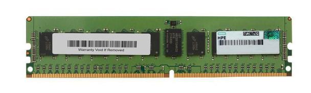 815098-B21 HPE 16GB DDR4 Registered ECC PC4-21300 2666MHz 1Rx4 Memory