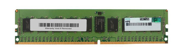 838079-B21 HPE 8GB DDR4 Registered ECC PC4-21300 2666MHz 1Rx8 Memory