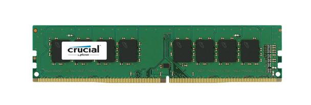 CT16G4DFD8266.16FB1 Crucial 16GB DDR4 Non ECC PC4-21300 2666MHz 2Rx8 Memory